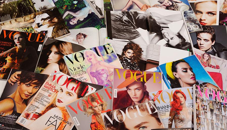 Vogue kan de wereld veranderen