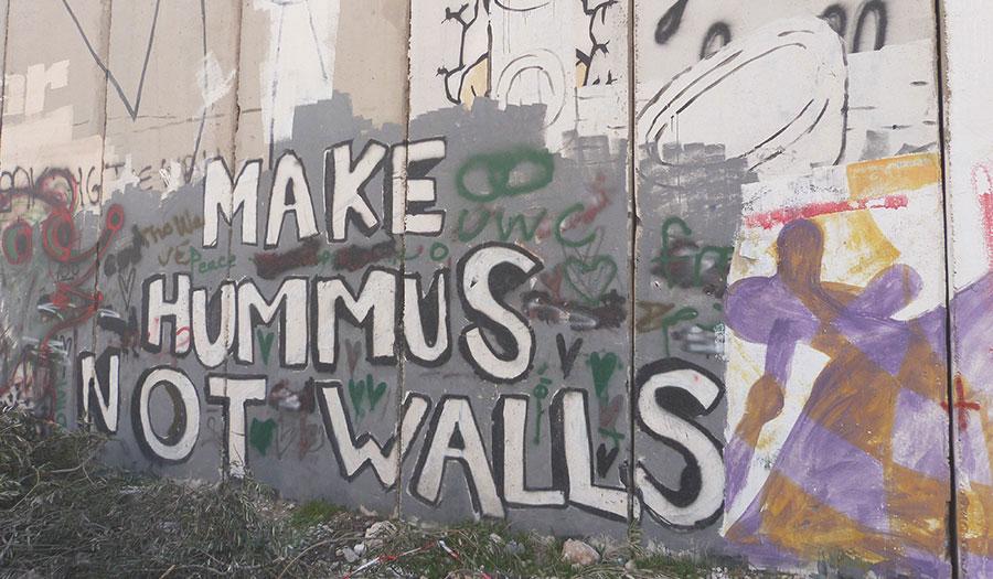 """Liefde onder bezetting: """"Israël bepaalt met wie je slaapt"""""""