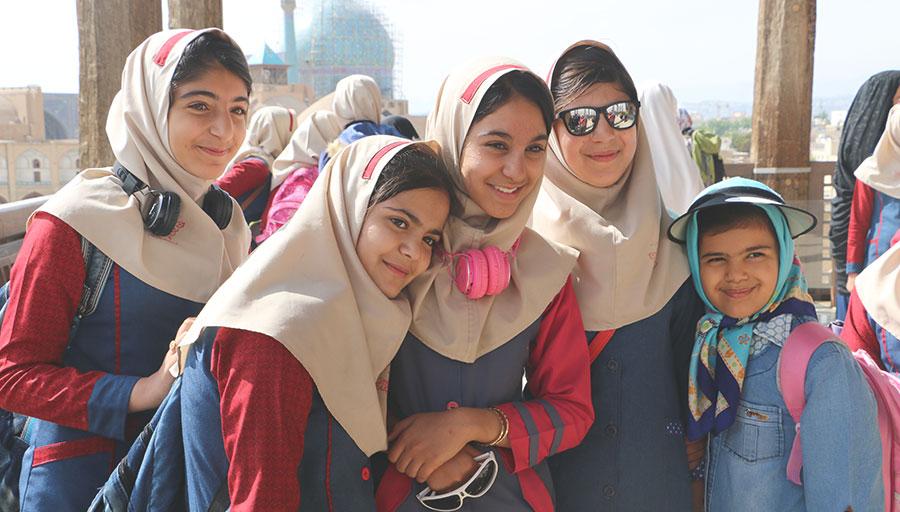 Gesluierde genieën: studeren als vrouw in Iran