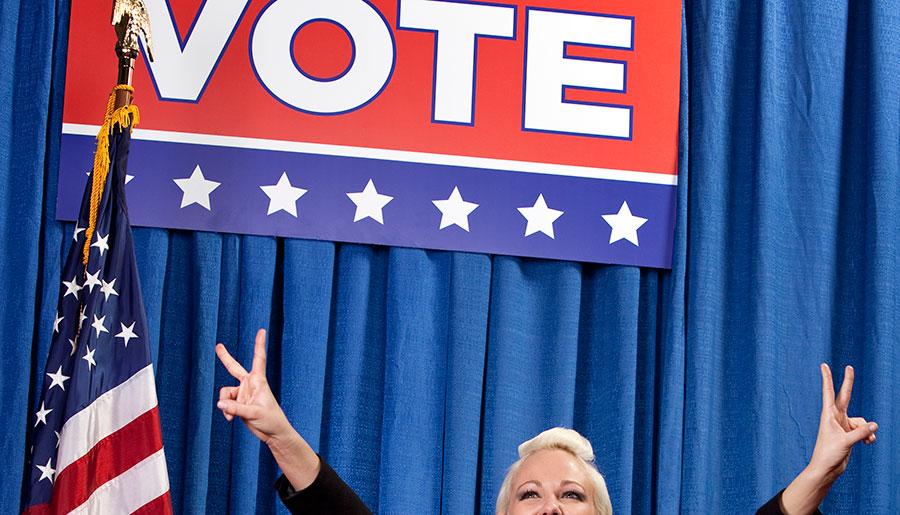 Deze Amerikaanse vrouwen bouwen aan een conservatieve beweging