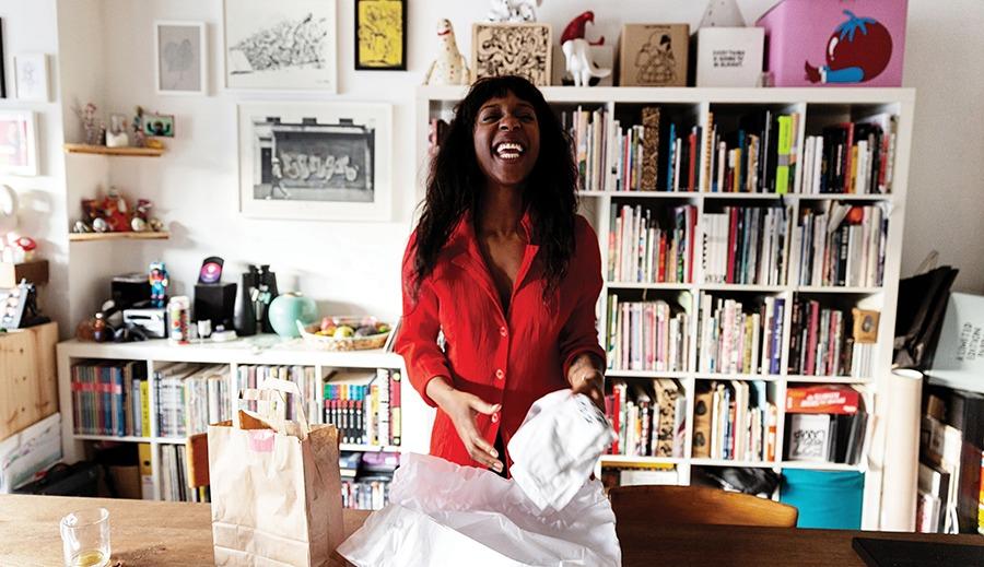 Wat is het perfecte geschenk voor Charlotte Adigéry?