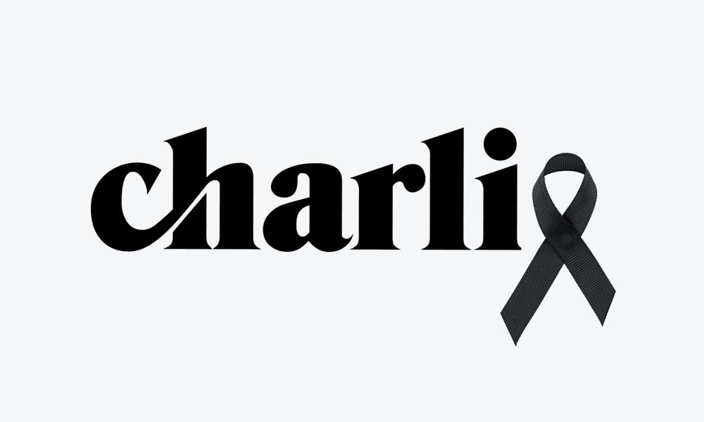 Charlie neemt afscheid