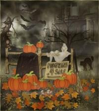 halloween psp tag tutorials