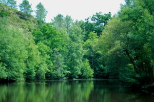 lac Bretagne méditation