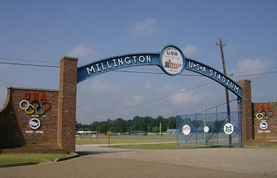 Image result for USA Stadium, Millington, Tennessee
