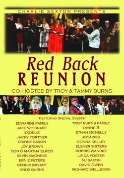 Red Back Reunion DVD <br> $20
