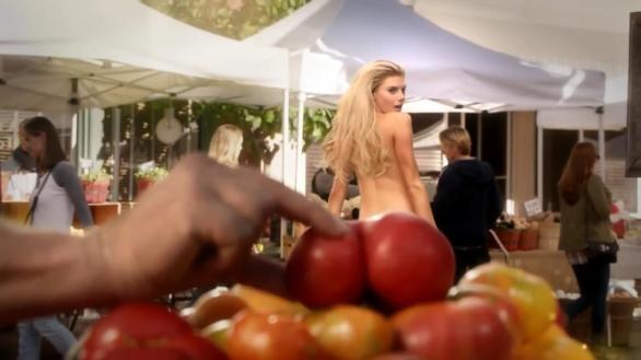 Charlotte McKinney - AU NATUREL - The All-Natural Burger - Carls Jr. - 2
