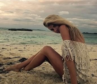 Charlotte McKinney - Beach - 22