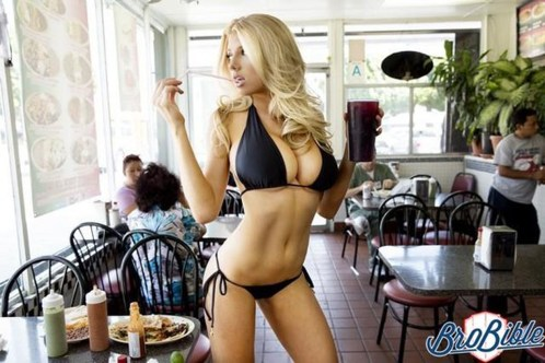 Charlotte McKinney - For BroBible - 01