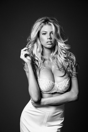 Charlotte McKinney - For Galore Mag - 04
