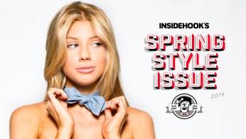 Charlotte McKinney - For Inside Hook Magazine - 01