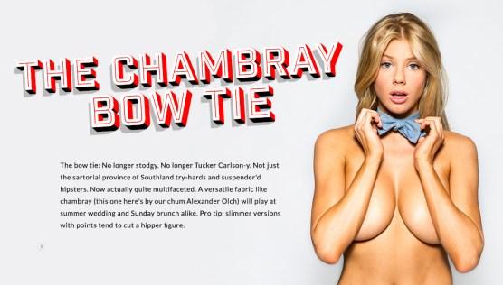 Charlotte McKinney - For Inside Hook Magazine - 02