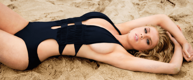 Charlotte McKinney - For Oh La La Cheri swimwear 2014 - 02
