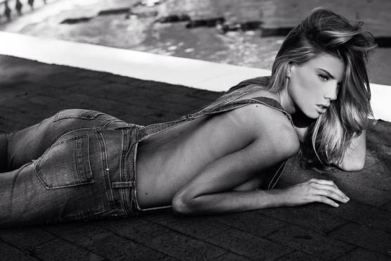 Charlotte McKinney - Nick Suarez - 01