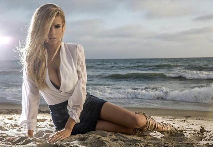Charlotte McKinney - Raquel Rischard - 03