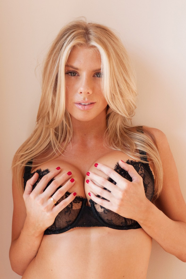 Charlotte McKinney - Terry Richardson - 06