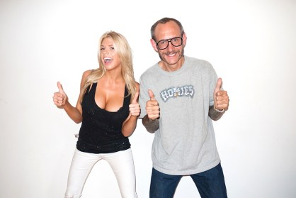 Charlotte McKinney - Terry Richardson - 11