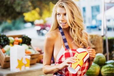 Charlotte McKinney - AU NATUREL - The All-Natural Burger - Carls Jr. - 08