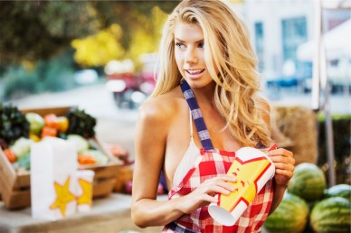 Charlotte McKinney - AU NATUREL - The All-Natural Burger - Carls Jr. - 08