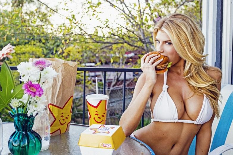 Charlotte McKinney - AU NATUREL - The All-Natural Burger - Carls Jr. - 10