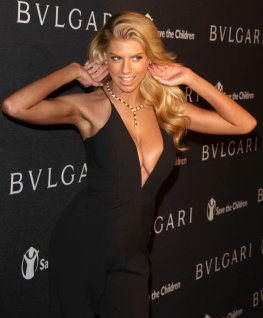 Charlotte McKinney - Bulgari and Save The Children pre-Oscars event - 02