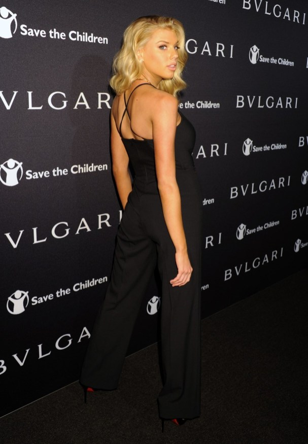 Charlotte McKinney - Bulgari and Save The Children pre-Oscars event - 10