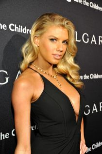 Charlotte McKinney - Bulgari and Save The Children pre-Oscars event - 12