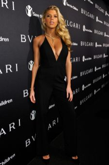 Charlotte McKinney - Bulgari and Save The Children pre-Oscars event - 16