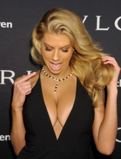 Charlotte McKinney - Bulgari and Save The Children pre-Oscars event - 18