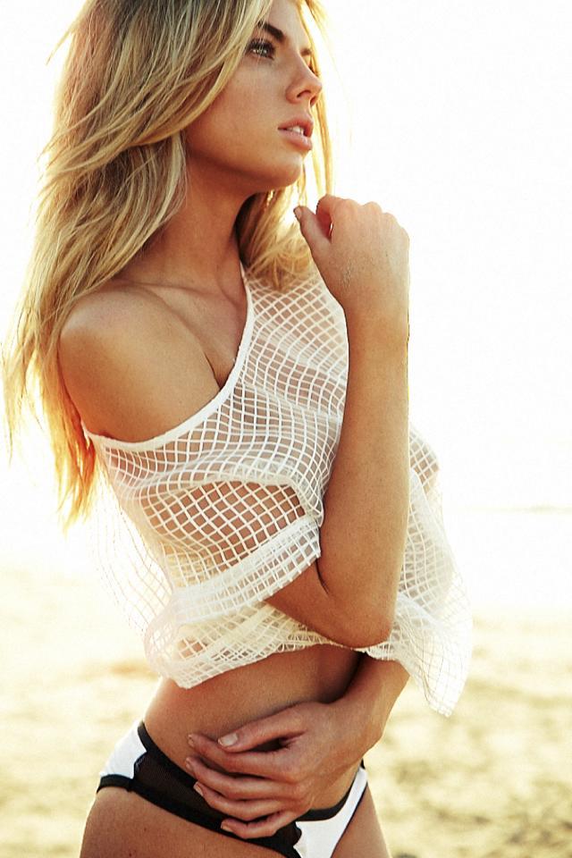 Charlotte McKinney - Trever Hoehne - 16