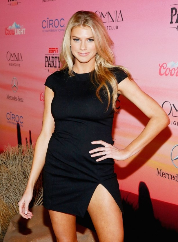 Charlotte McKinney - 12th Annual Leather and Laces Super Bowl Party Night - 09