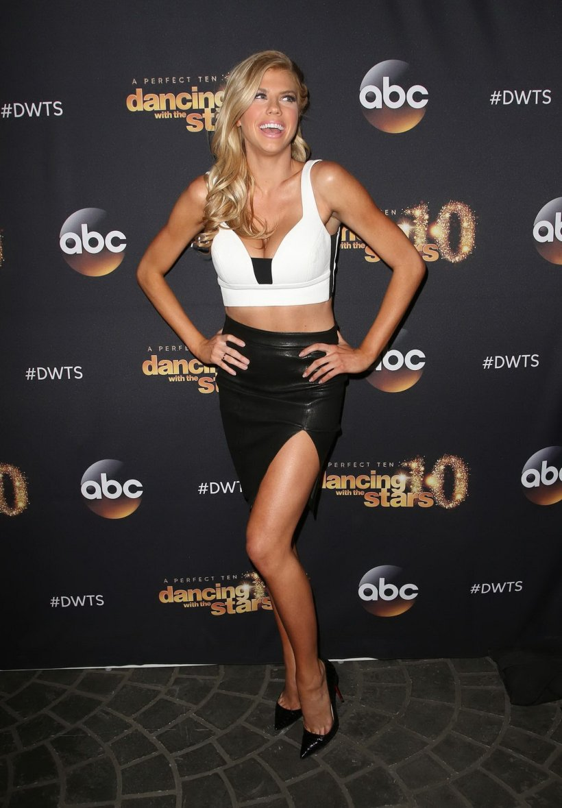 Charlotte McKinney & Keo - Dancing with the stars - 08