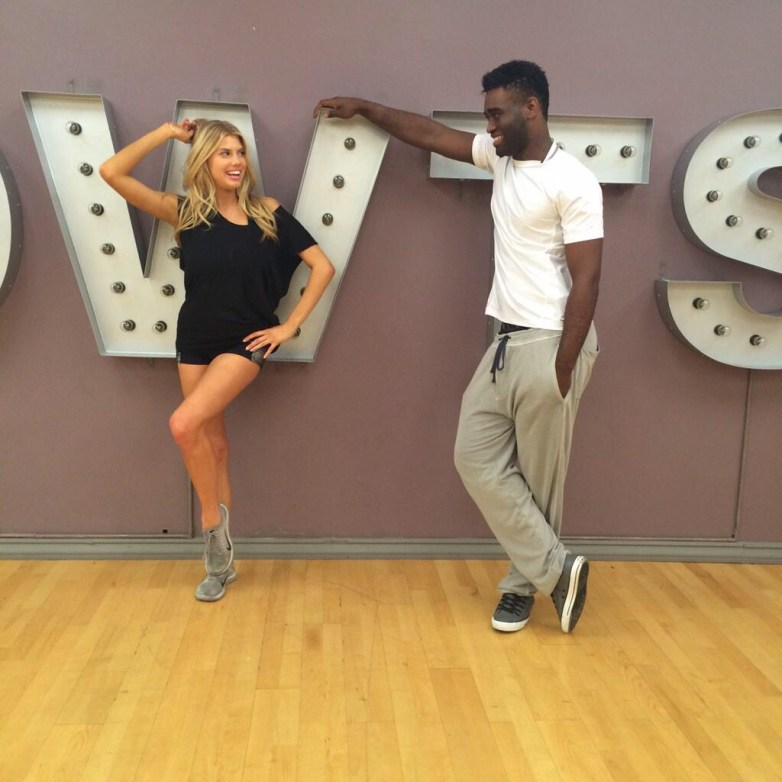 Charlotte McKinney & Keo - Dancing with the stars - 19