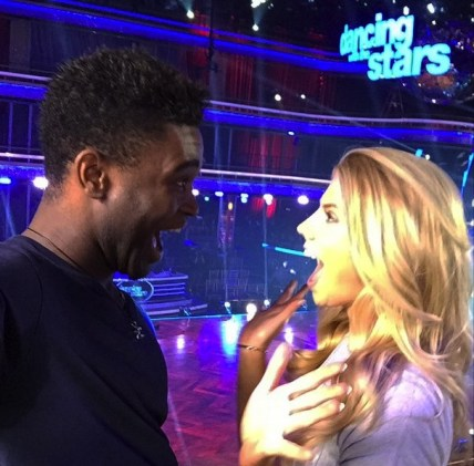 Charlotte McKinney & Keo - Dancing with the stars - 32