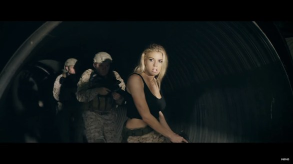 Akillezz - Punching Bag ft. Charlotte McKinney - 06