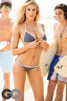Charlotte McKinney is the GQ s girl of summer - Ben Watts - 04