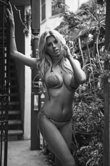 Charlotte Mckinney - Galore Mag The Summer Bombshell Guide Edition 2015 - 09
