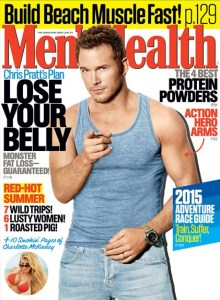 Men's Health July 2015
