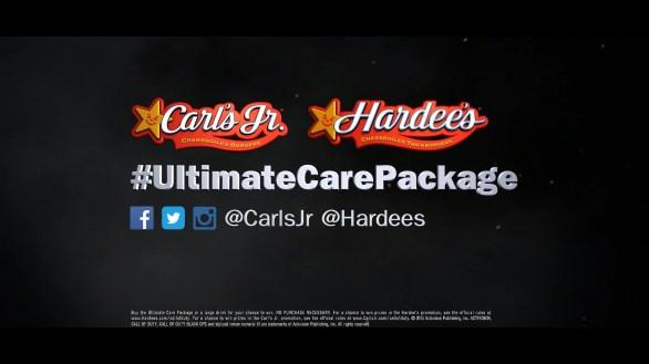 Charlotte McKinney on Carl's Jr. & Call of Duty Black Ops 3 Commercial - 12