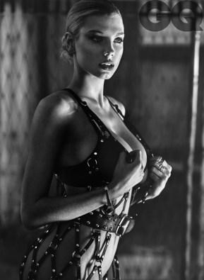 Charlotte McKinney by Hunger Gatti for British GQ magazine - 06