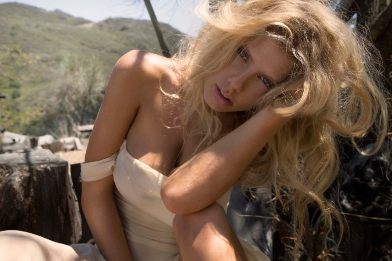 Charlotte McKinney - Tony Duran - Daybook - 17