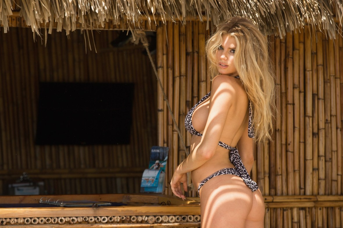 Charlotte McKinney – ME Cabo Resort Grand Re-Opening Party in Mexico - 08
