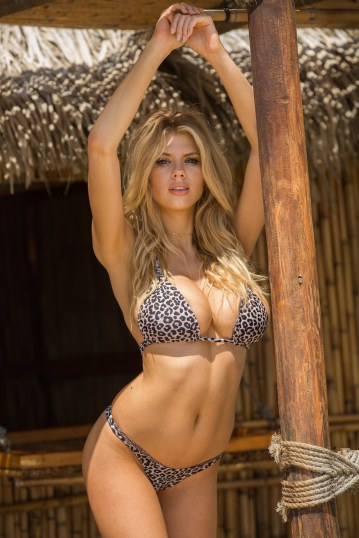 Charlotte McKinney – ME Cabo Resort Grand Re-Opening Party in Mexico - 11