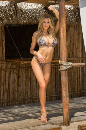Charlotte McKinney – ME Cabo Resort Grand Re-Opening Party in Mexico - 12