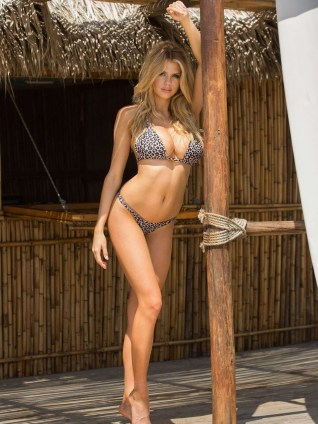 Charlotte McKinney – ME Cabo Resort Grand Re-Opening Party in Mexico - 15
