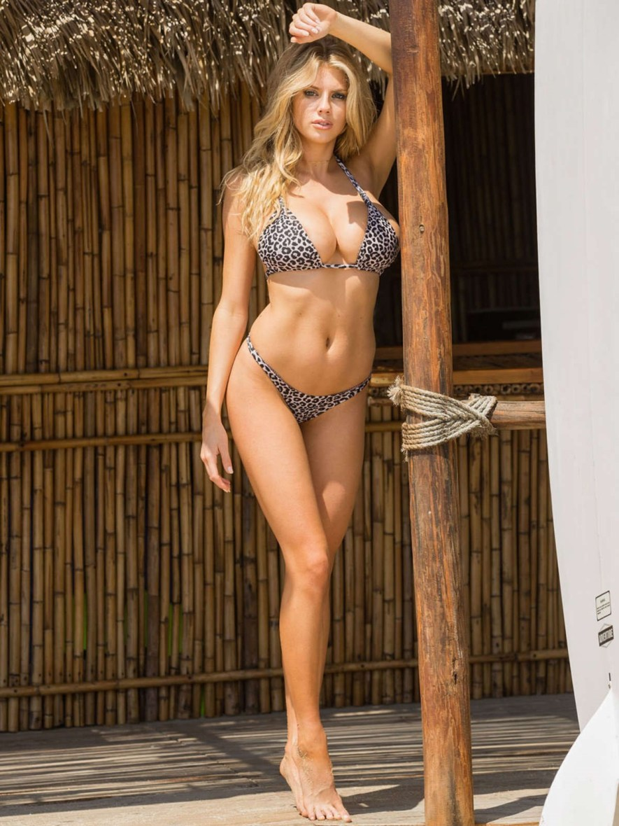 Charlotte McKinney – ME Cabo Resort Grand Re-Opening Party in Mexico - 19
