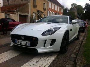 jaguar f type 3