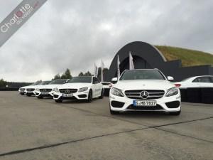Bridgestone Mercedes Driving Events