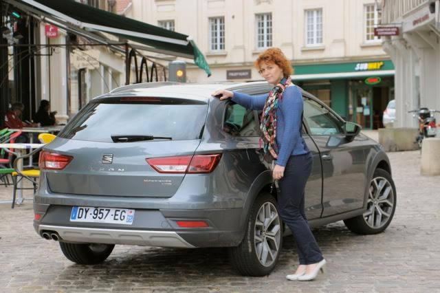 seat leon x perience une belle exp rience tout chemin charlotteauvolant. Black Bedroom Furniture Sets. Home Design Ideas
