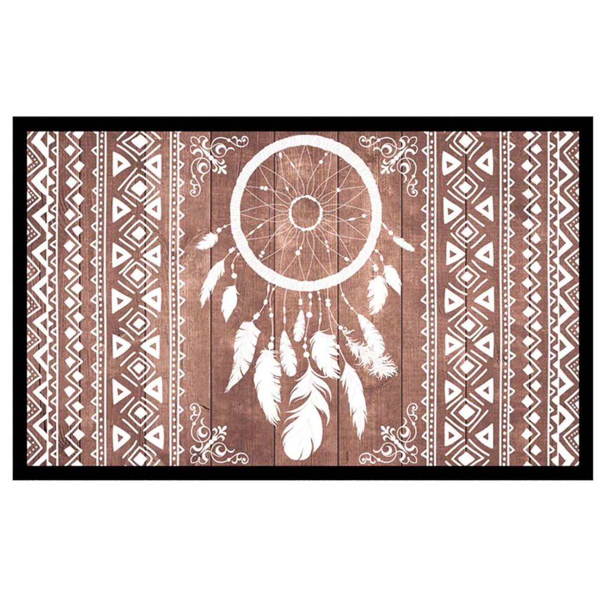 tapis attrape reve rectangulaire 60 x 40 cm
